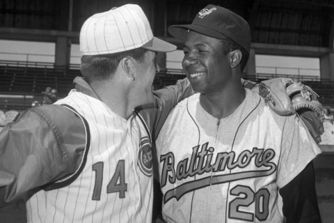 'One of a kind' — remembering baseball legend Frank Robinson
