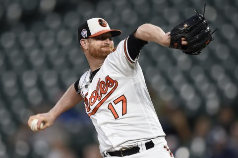 Alex Cobb to start Baltimore Orioles' opener at Yankees