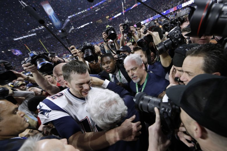 Still no slowing down the Patriots' dynasty | WTOP