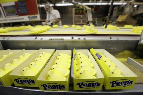 Candy company exec who mass-produced Peeps gets his own day