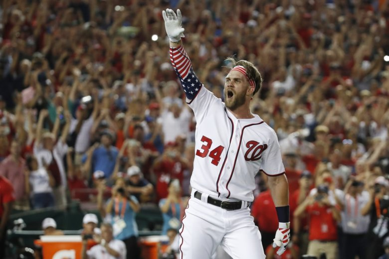 b4af9829150 Bryce Harper officially joins Phillies   Here s to a new chapter