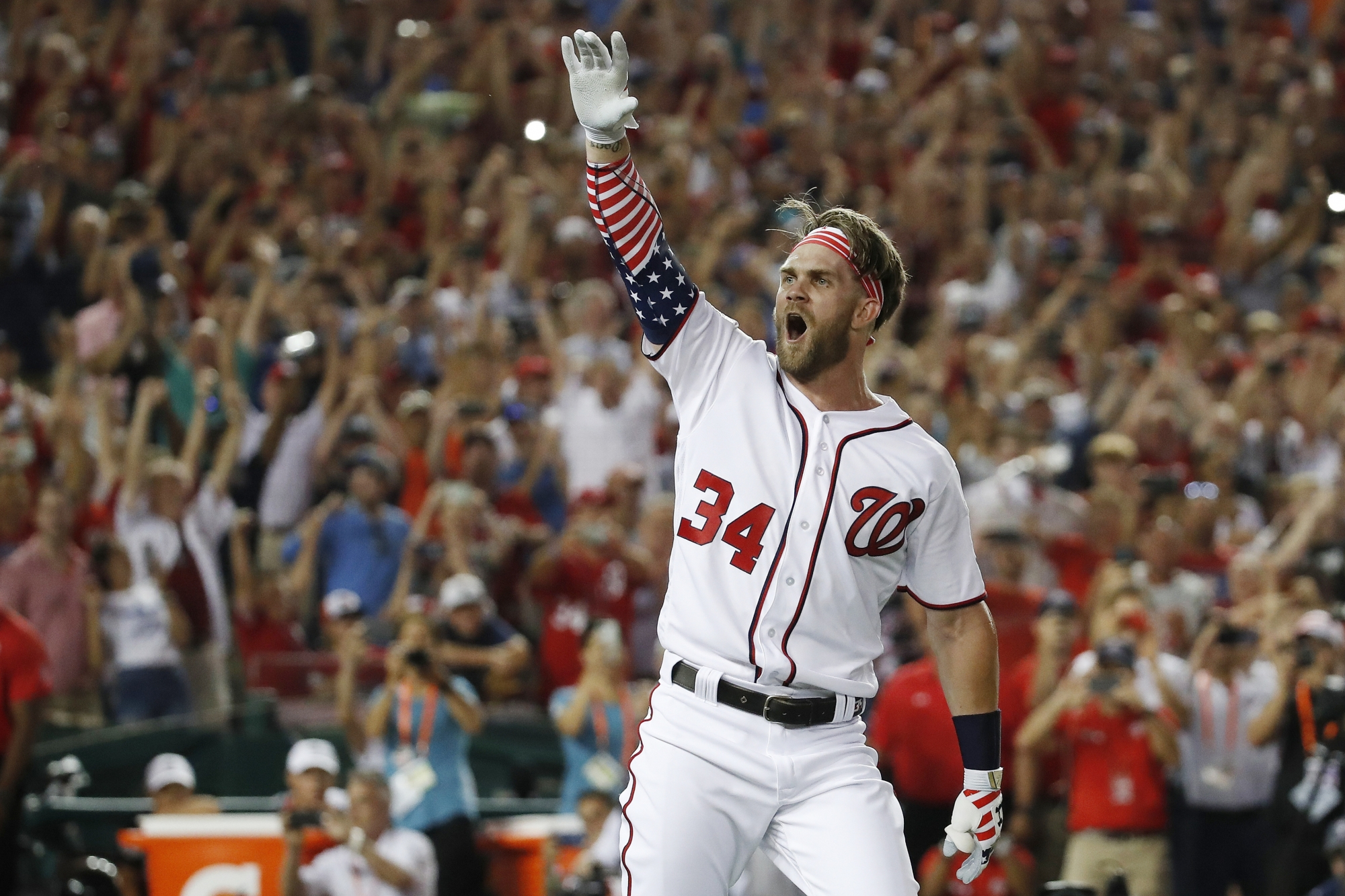 Analysis: What Bryce Harper's deal could mean for the Nationals | WTOP