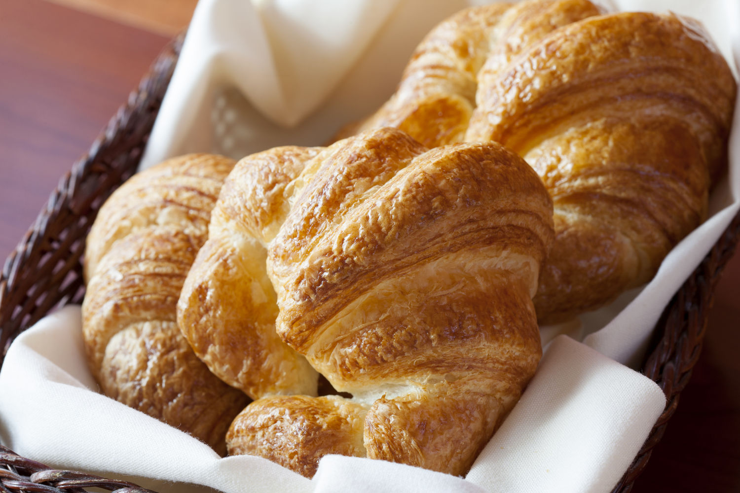 Praline Bakery and Bistro offers an array of baked goods, from butter croissants to lemon blueberry pound cake and tarts. (Courtesy: Praline Bakery and Bistro)