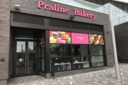 Praline Bakery has opened a new 2,500-square foot store at The Wharf. (Courtesy: Praline Bakery and Bistro)