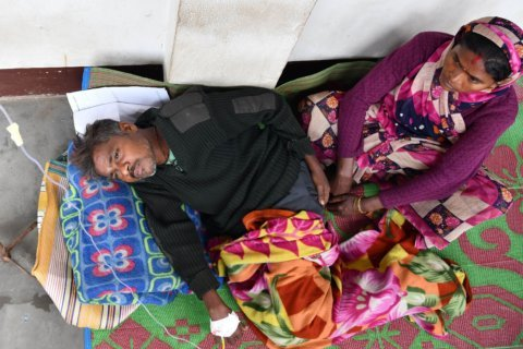 Toxic moonshine kills at least 94 in India and lands 150 in the hospital
