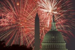 """President Donald Trump confirmed that a massive 4th of July gathering he suggested earlier this month will happen, saying that it will be """"one of the biggest gatherings in the history of Washington, D.C."""""""