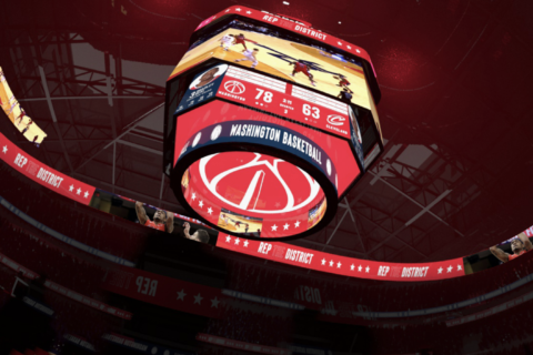 Capital One Arena getting Devils Backbone lounge, 'gravity-defying SkyRing display'