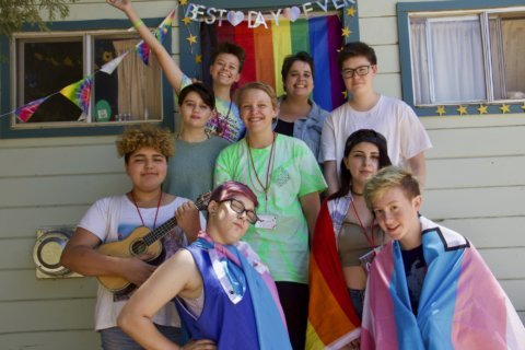 Some summer camps try to better support transgender campers