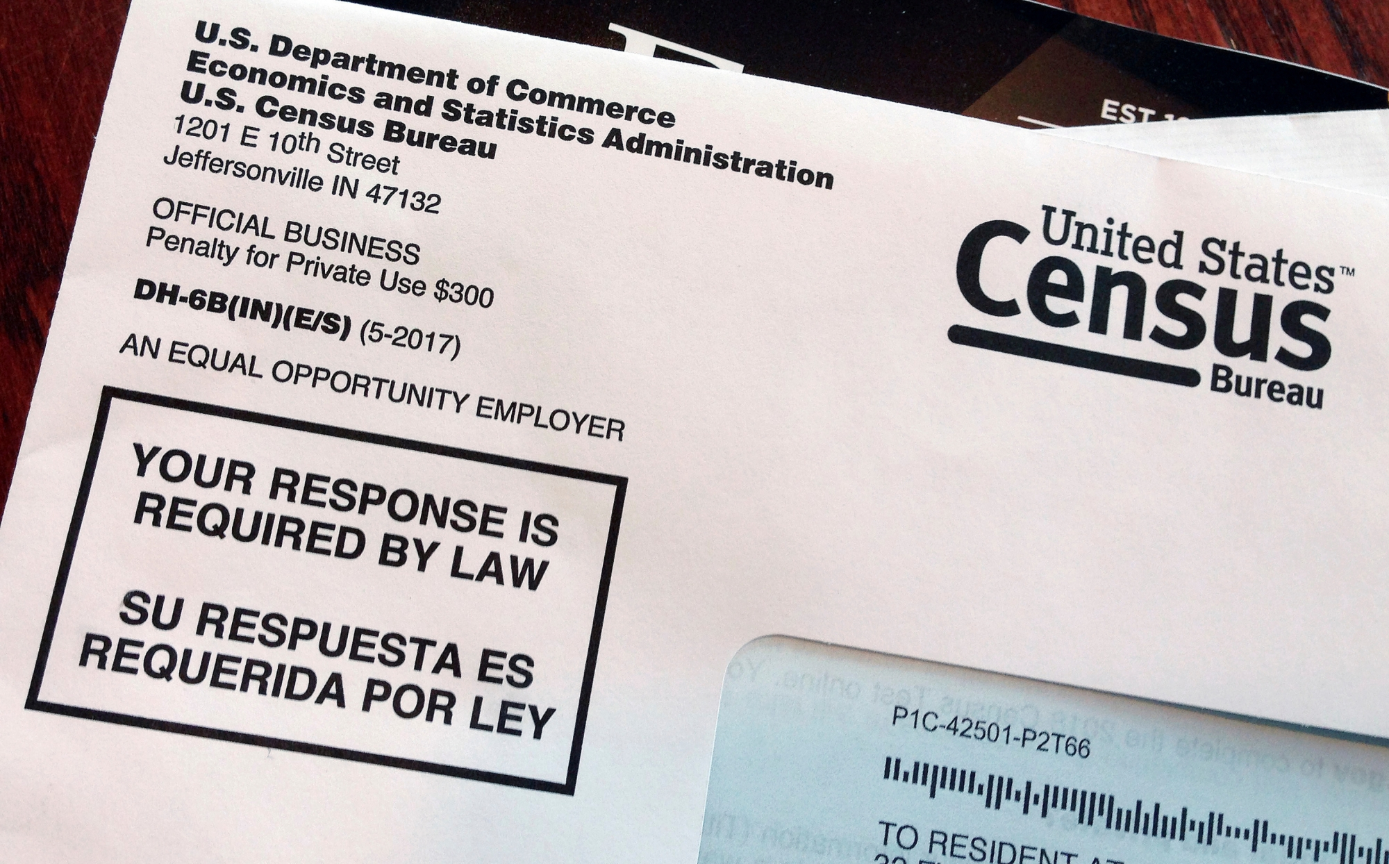 Potential privacy lapse found in Americans' 2010 census data