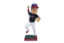 A Trea Turner Bobblehead will be presented by PNC Bank to the first 25,000 fans at the Nationals game on May 15. (Courtesy the Washington Nationals)