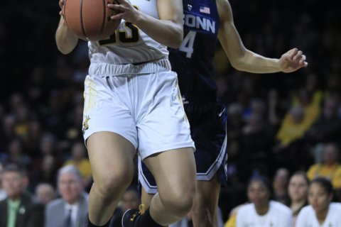 Wide-open race for women's basketball player of year