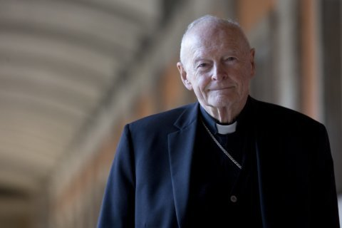 McCarrick's rise through church hierarchy began as altar boy