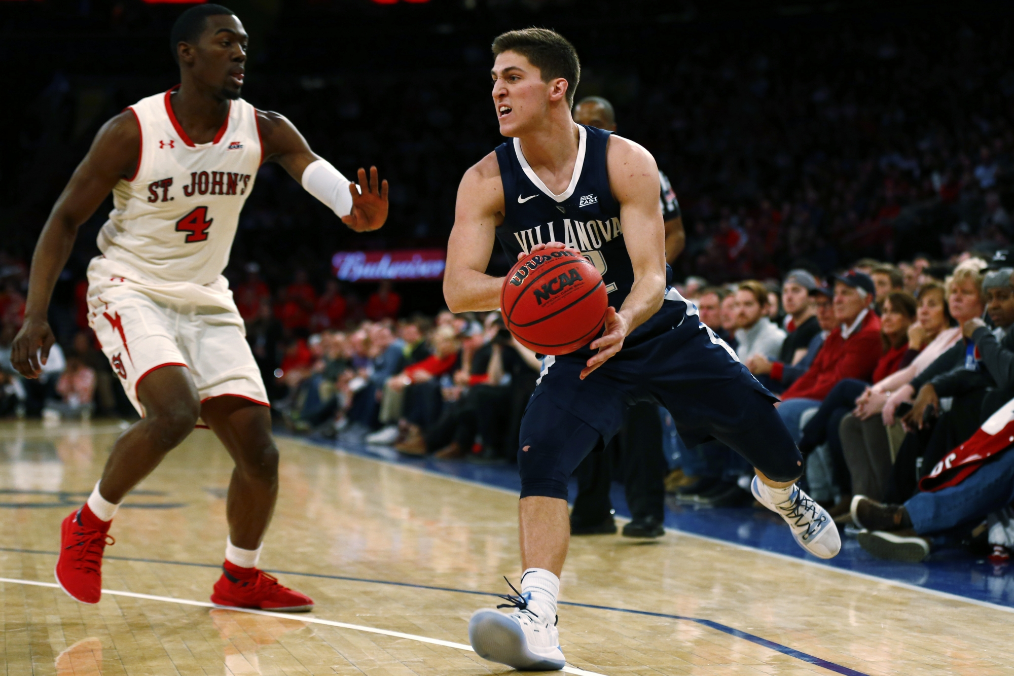 Figueroa lifts St. John's to 71-65 win over No. 13 ...