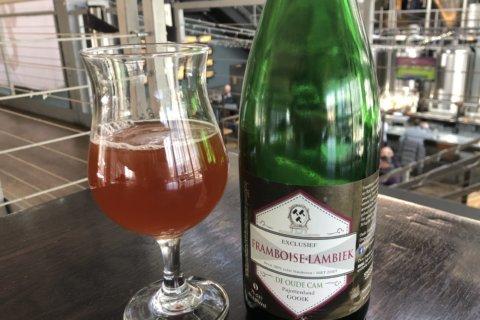 Beer of the Week: De Cam Framboise Lambiek
