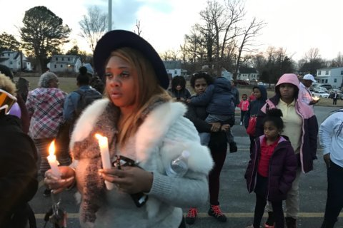 5 children killed in Maryland crash tearfully remembered