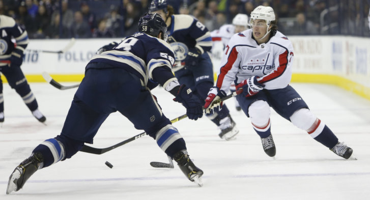 Capitals outshot and outskated in 3-0 shutout to Blue Jackets  c55ad4a0a34a