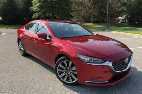 Car Review: Mazda6 Signature is the anti-boring sedan, with more luxury, turbo power