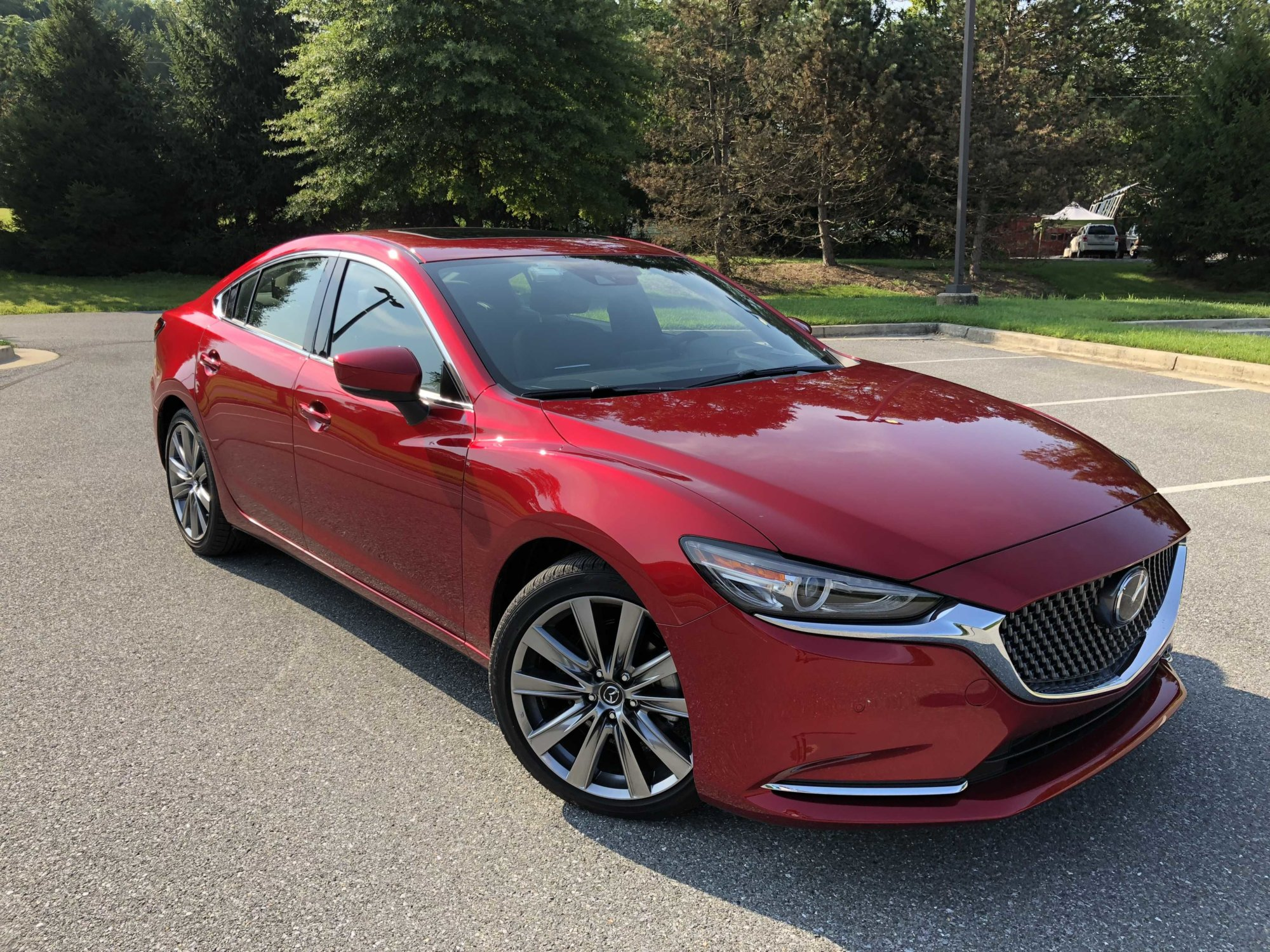 Image result for Car Review: Mazda6 Signature is the anti-boring sedan, with more luxury, turbo power
