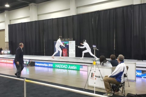 Bethesda teen brings home gold from fencing Junior Olympics