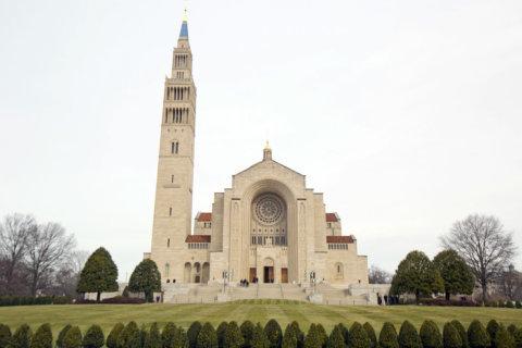 National Shrine raising money for Notre Dame
