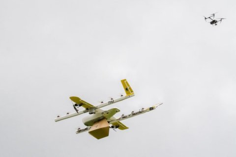 What's being done to keep drones of future from crashing into each other (or worse)