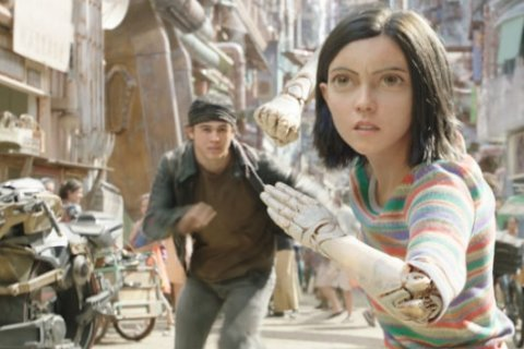 'Alita: Battle Angel' tops worst President's Day movie weekend in 15 years