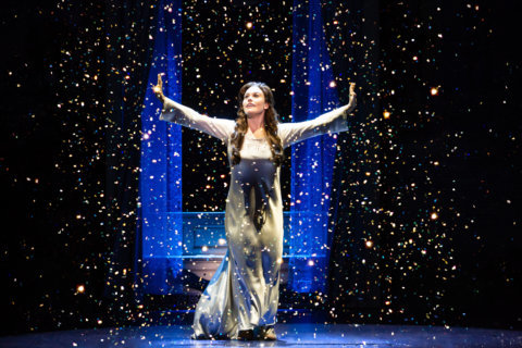 Q&A: 'Finding Neverland' explores 'Peter Pan' origin at National Theatre