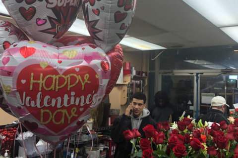 Local florist works to deliver thousands of Valentine's Day bouquets