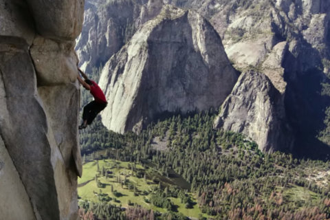 Movie Review: Oscar doc 'Free Solo' is exhilarating look at remarkable feat
