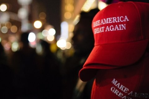 Woman faces deportation after allegedly assaulting man in MAGA hat