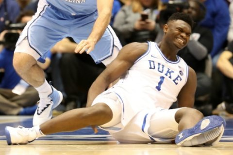 Nike promises to investigate ripped shoe that led to Duke star's injury