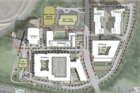 Work starts on Tysons East's massive Highland District development