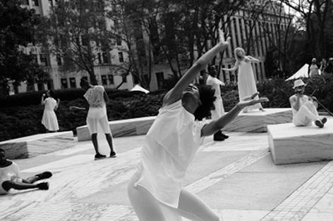 Artist seeks 'Sculpture Court' performers for NoVa Fine Arts Festival