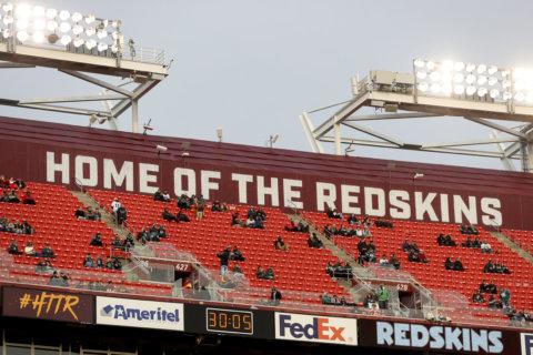 Md. Gov. Larry Hogan steps back from negotiations with Redskins over new stadium