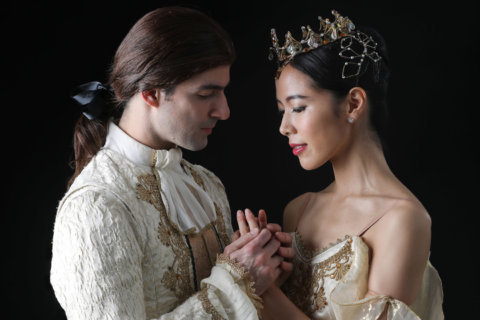 Q&A: The Washington Ballet presents 'Sleeping Beauty' at the Kennedy Center
