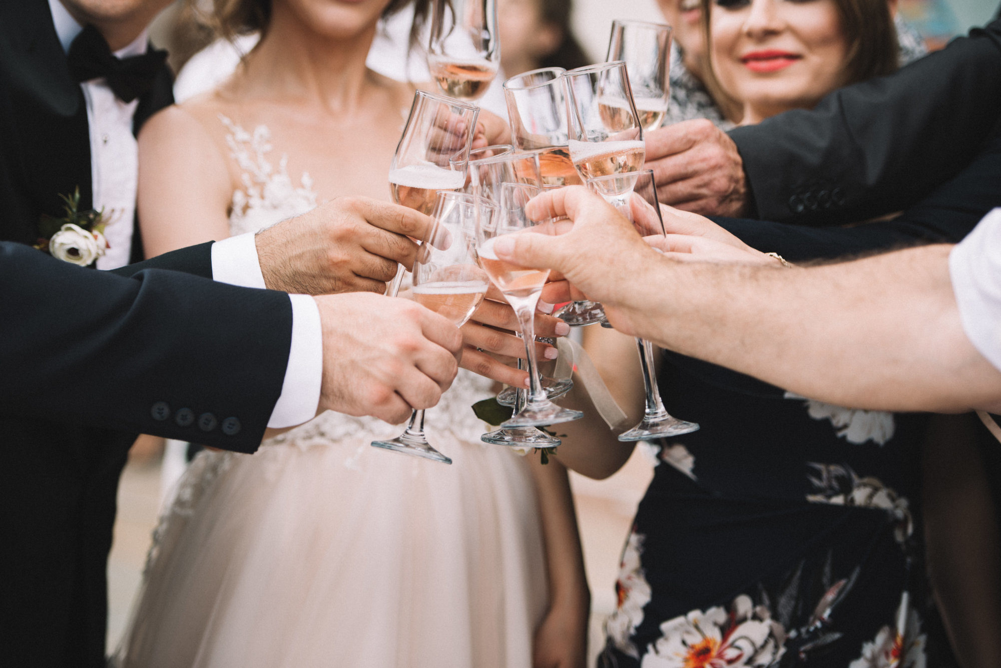 Wine of the Week: Best wines for a wedding reception