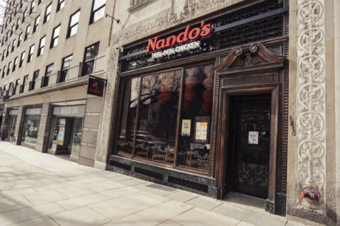 Nando's Dupont reopens, offers free chicken