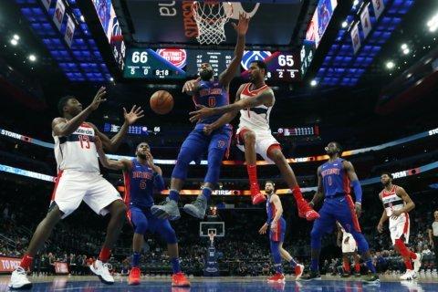 Wizards look to rebound against surging Raptors