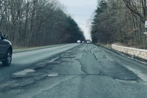 Park Service doesn't have money to fix potholes in DC area