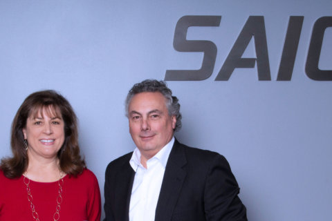 SAIC's new CEO is 4th woman to run a big DC-area contractor