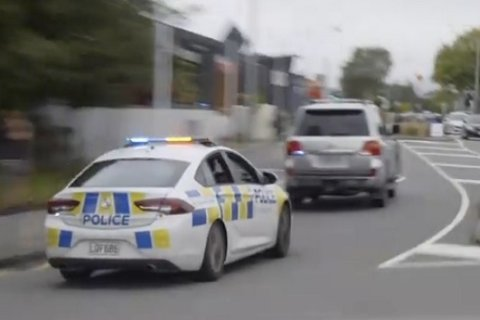 New Zealand man, 22, arrested for allegedly distributing video of mosque shootings