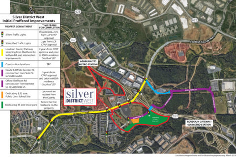 Loudoun Co. approves huge Silver Line mixed-use project