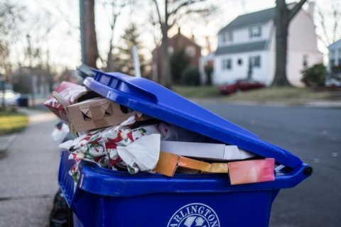 Arlington County's recycling costs continue to rise; future of glass uncertain
