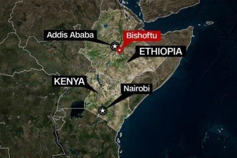 Correction: Ethiopia-Plane Crash story