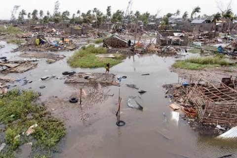 Cyclone Idai: More than 1,000 feared dead as 90 percent of Mozambique city destroyed