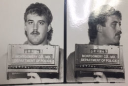 Kenneth Earl Day in 1989 at age 24 was identified as the suspect in two rapes and a homicide that occurred in 1989 and 1994. (Courtesy Montgomery County police)