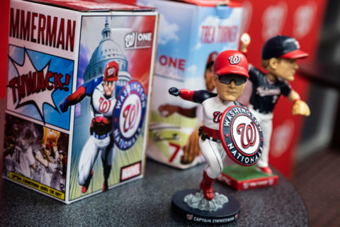 What's new at Nationals Park for the 2019 season?
