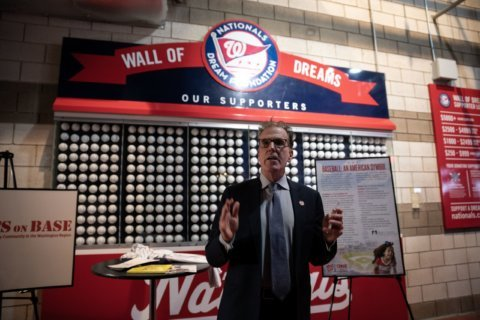 Nationals expand efforts off the playing field for community engagement