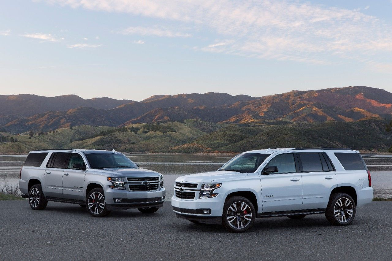 No. 3: Chevrolet Tahoe – 2.8 percent on the road in D.C. have 200,000-plus miles. (Courtesy Chevrolet)