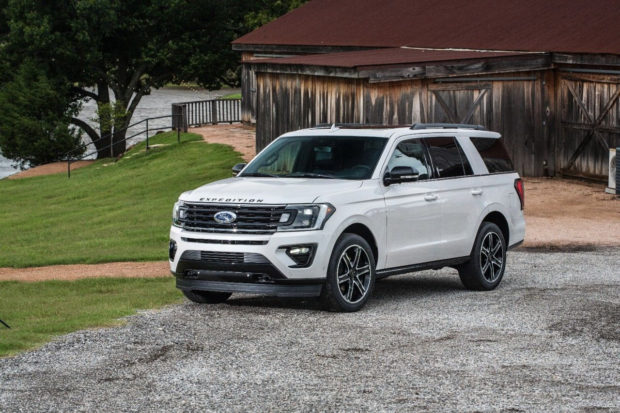 No. 2: Ford Expedition – 3.4 percent on the road in D.C. have 200,000-plus miles. (Courtesy Ford)